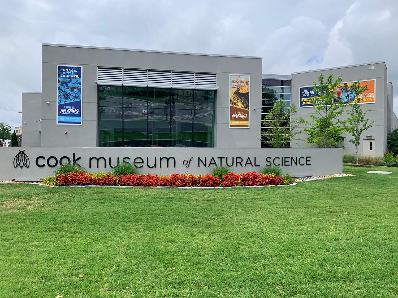 DCEC Project - Cook Museum