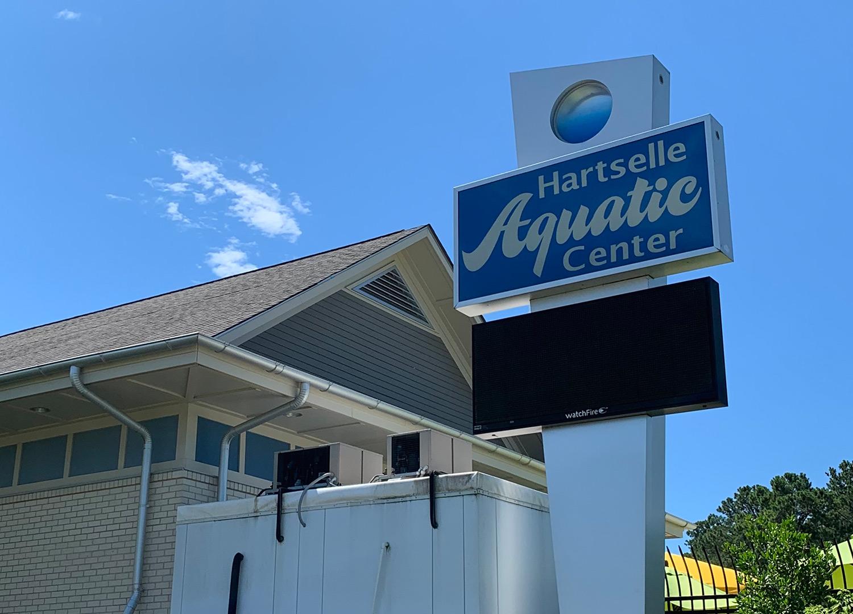 DCEC Project - Hartselle Aquatic Center