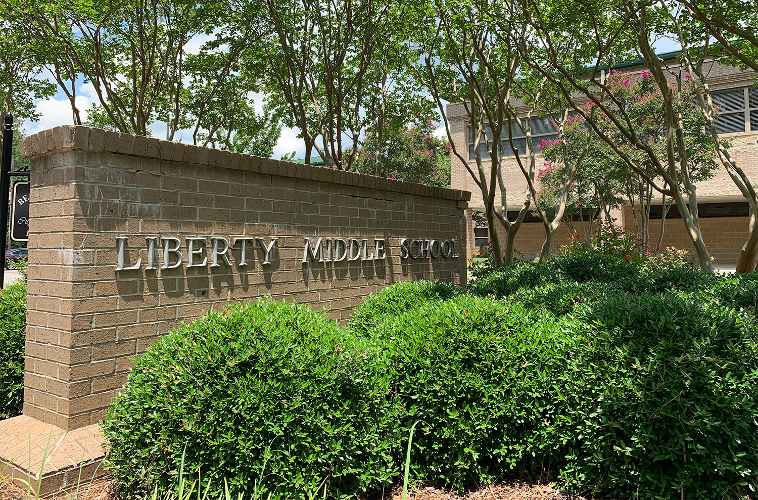 DCEC Project - Liberty Middle School