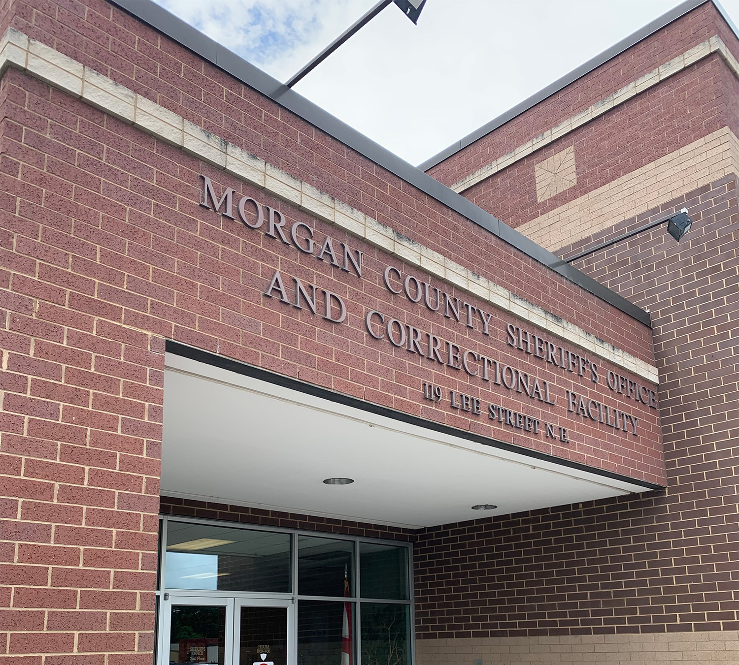 DCEC Project - Morgan County Jail